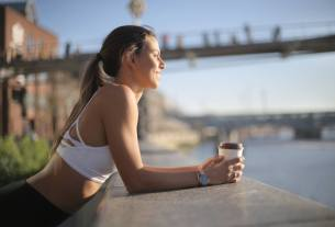 how can coffee improve your workout session