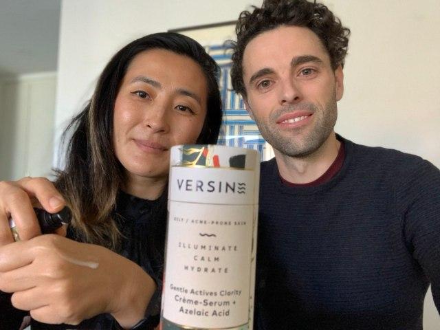 Jennie Gao and Greg Ainsworth