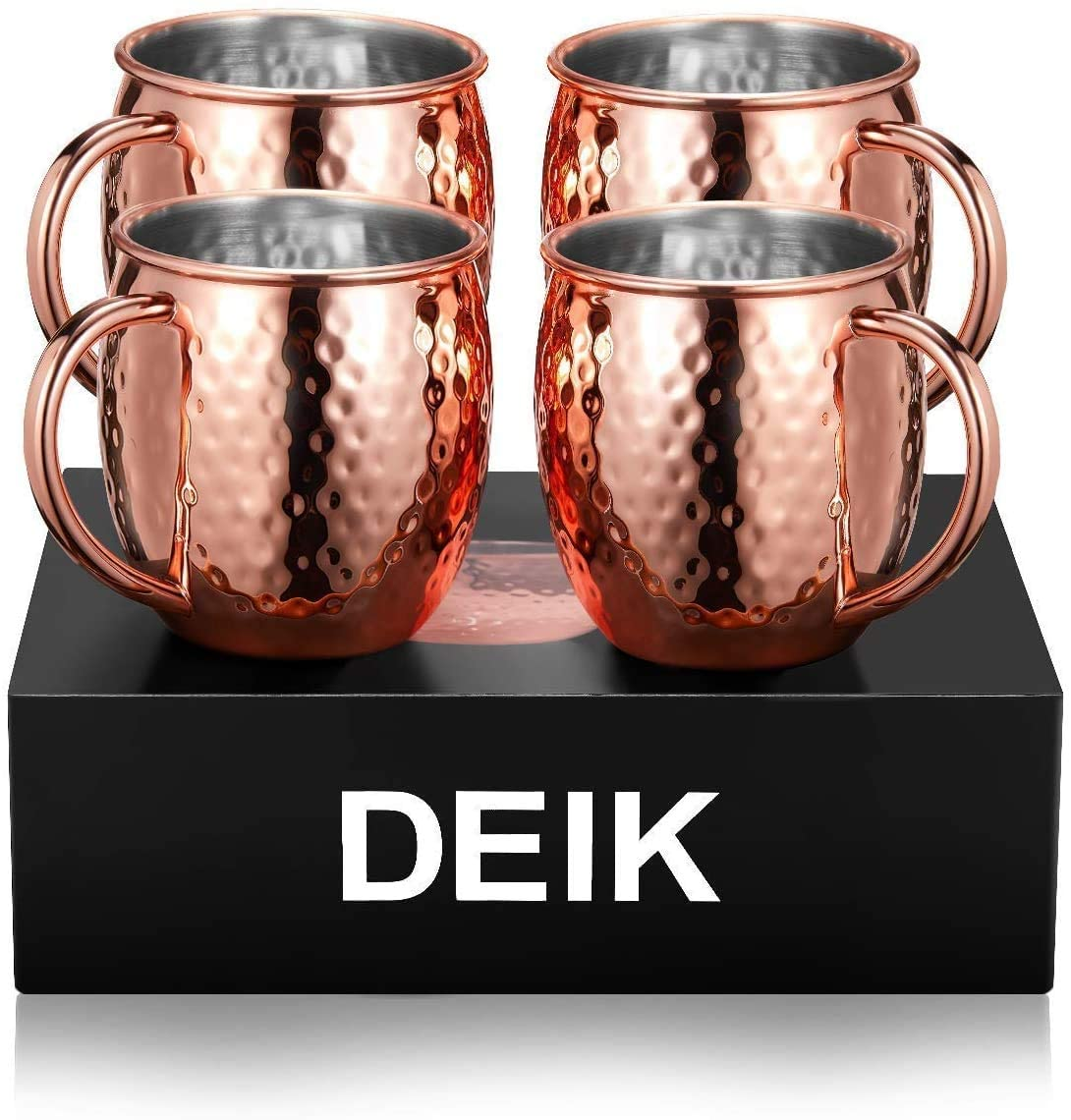 Copper Mule Cup Set