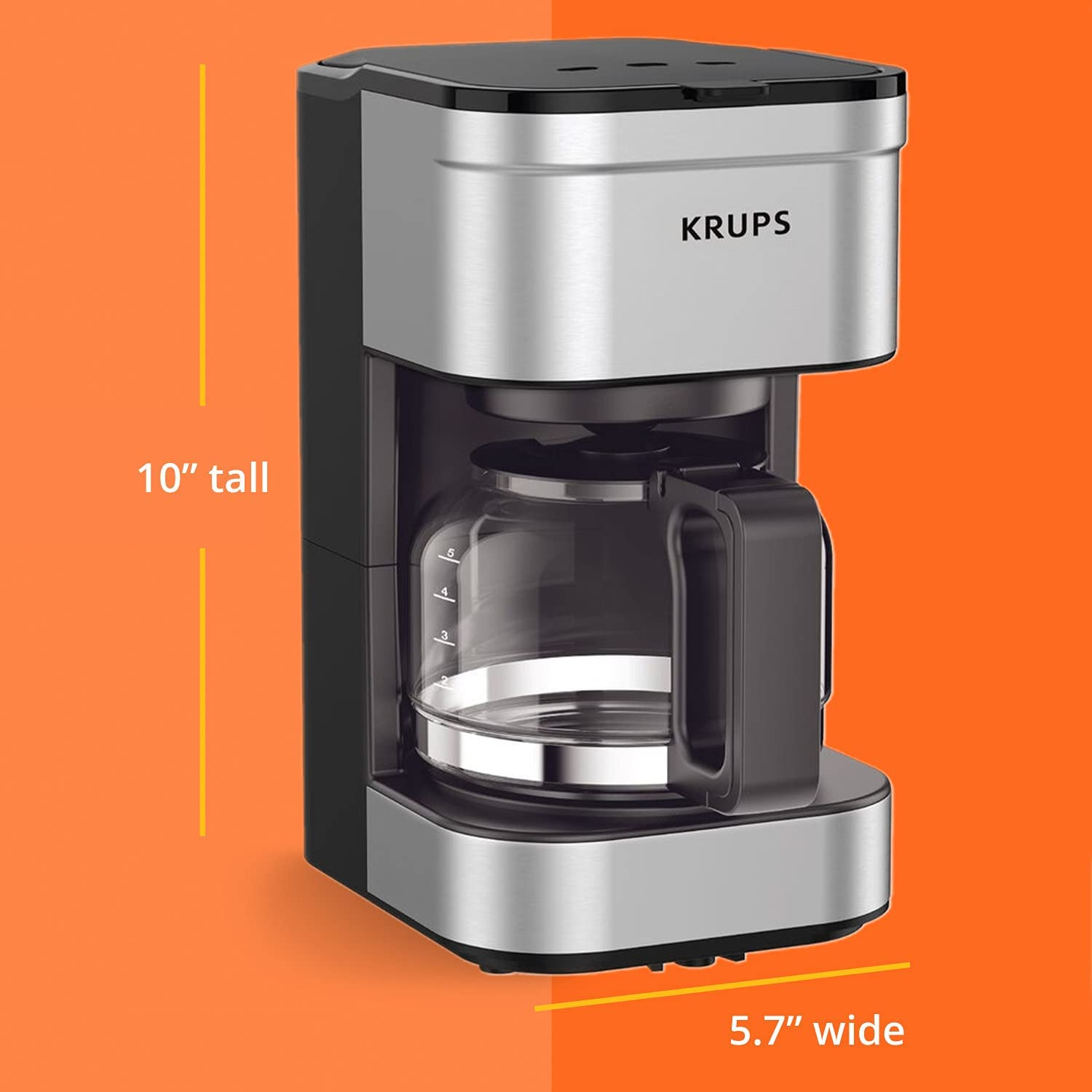 KRUPS Simply Brew Compact