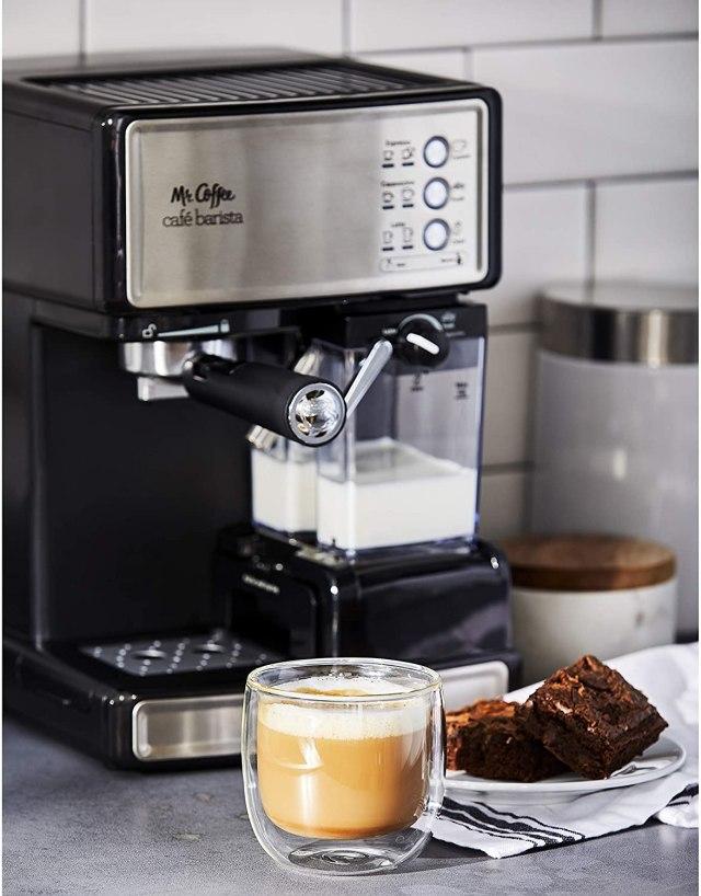 Mr. Coffee Espresso