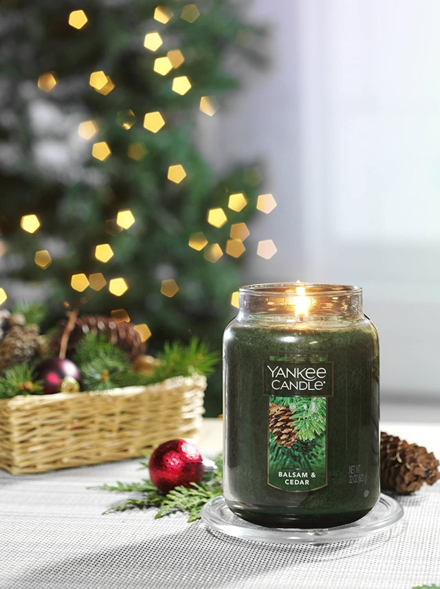 Yankee Candle Balsam
