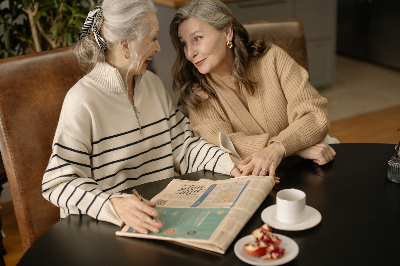 How to care for your elder ones