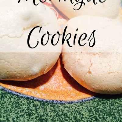 Procrastination Baking – Meringue Cookies