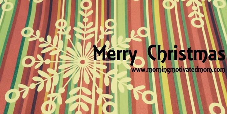 Merry Christmas List