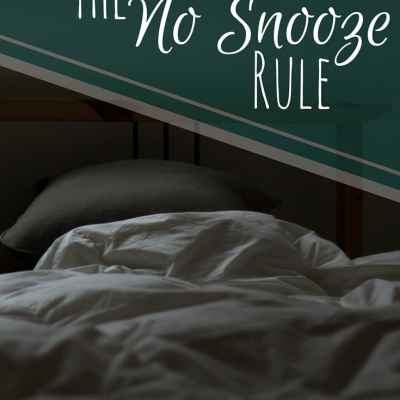 Morning Day Four – No Snoozing