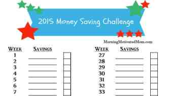 Money Saving Challenge_Blank Amount
