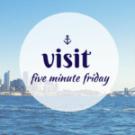 Five Minute Friday – Visit