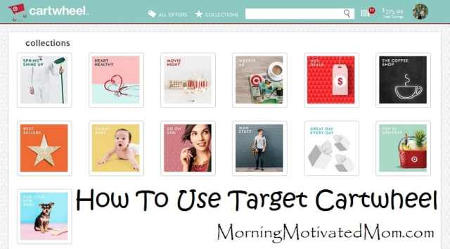 How to use Target Cartwheel