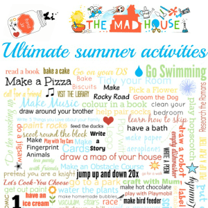 Tuesday Talk Featured Post. Bored Jar Summer Activities.