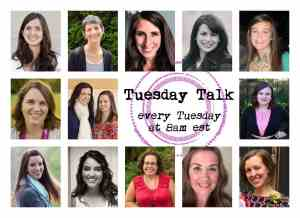 Tuesday Talk Linkup