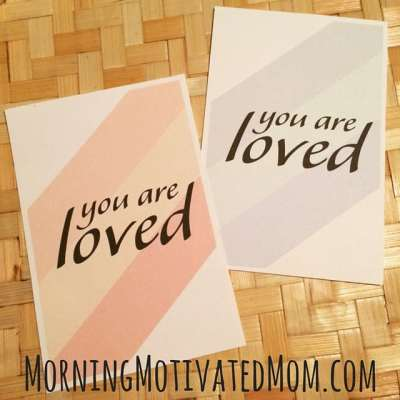 Tuesday Talk & You are Loved