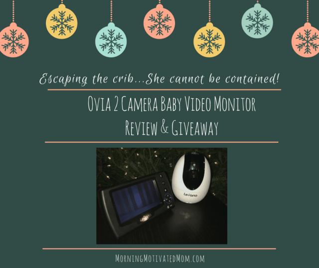 OVIA Baby Video Monitor