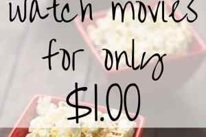 How to watch movies for only $1. How to watch movies using VidAngel.