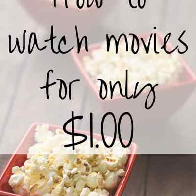 How to watch movies for only a dollar with VidAngel