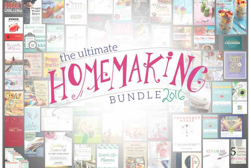 93 Homemaking and Mothering Resources