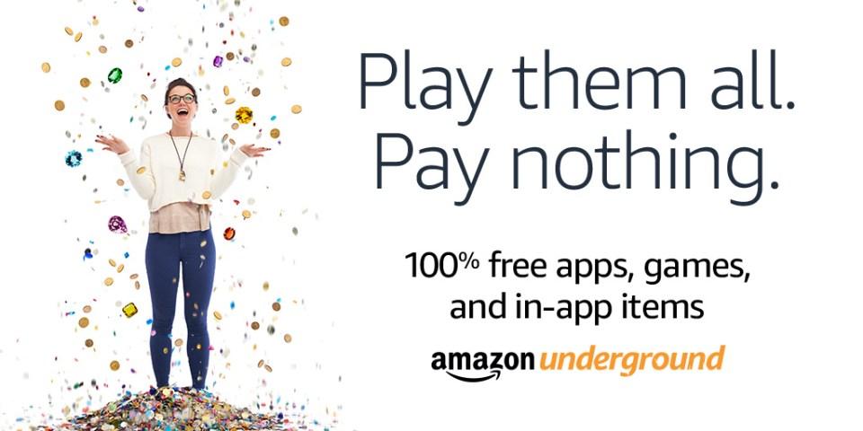 After School Activities for Kids. Amazon Underground