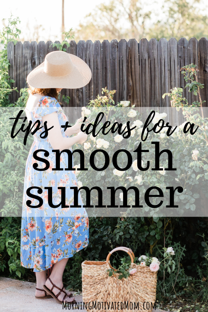 How to enjoy your summer! Set your summer up as best as you can with these Summer Schedule Tips and Tricks. I share Summer Resources and tips for a great summer. Enjoy summer with your kids. Add in a little schedule and consistency, but still allow for plenty of free time and fun! Time Management | Summer Schedule Tips