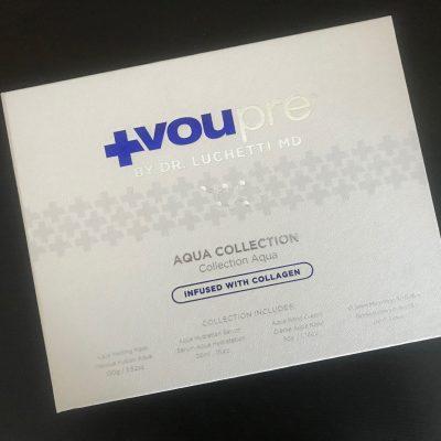 Voupre Aqua Collection Review