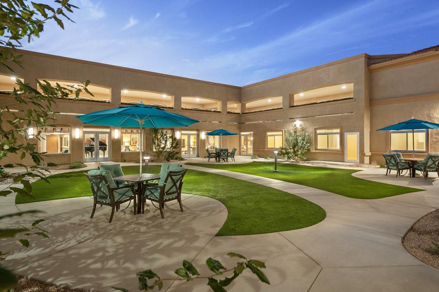 Senior Living Communities Scottsdale Area  MorningStar