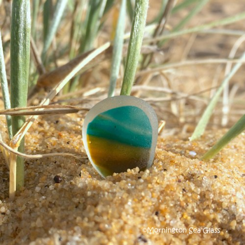 English Multi Colour Sea Glass by Mornington Sea Glass