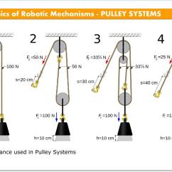 Diagram Of 3 1 Rescue System Forest Food Chain เบสคพนฐาน การใชรอกผอนแรง Pulley Systems