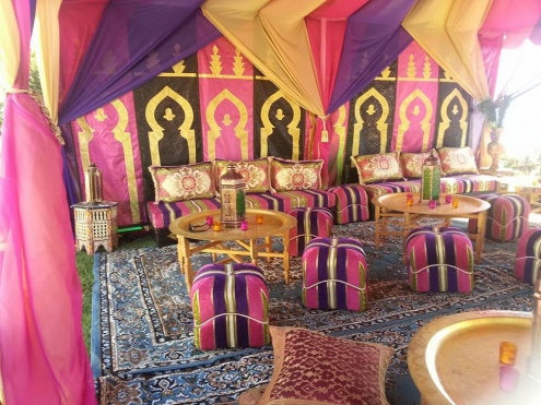 Gallery Moroccan Party Rental