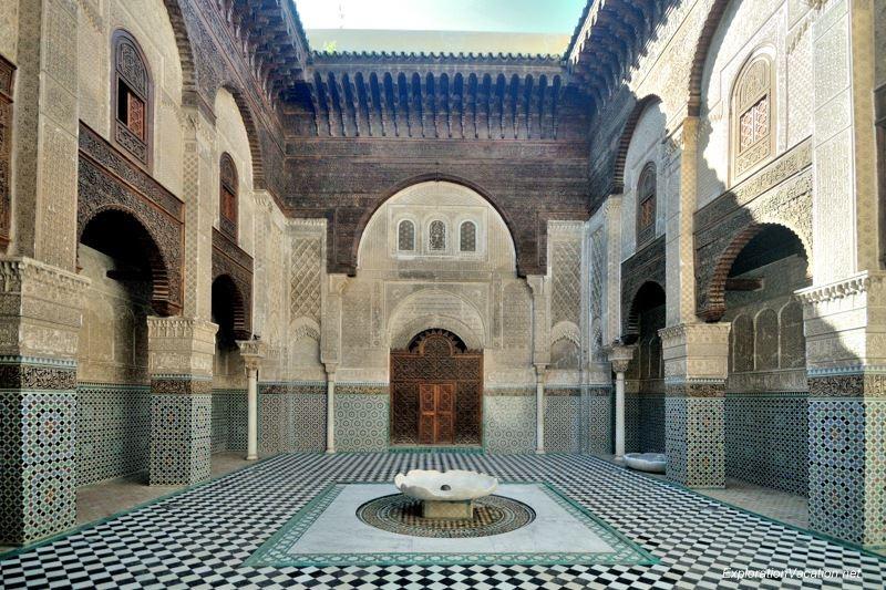 Moroccan Architecture Moroccan Odyssey