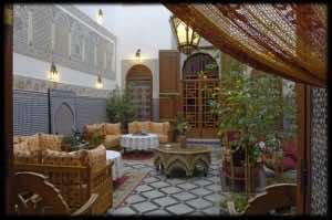 Riad Ghita, Fez