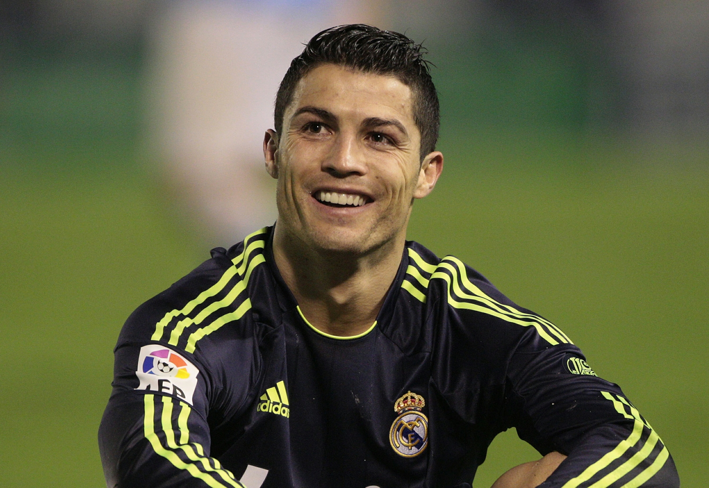 cristiano ronaldo declared player