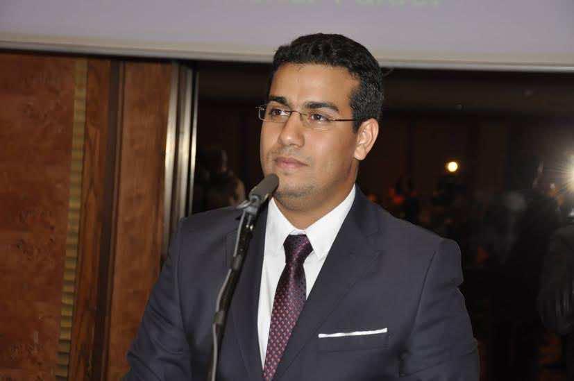El Mehdi Ezzouate, president of Forum Anfa