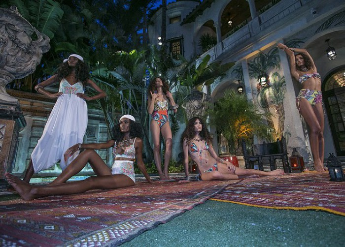 Miamis Versace Mansion Turns into a Moroccan Palace