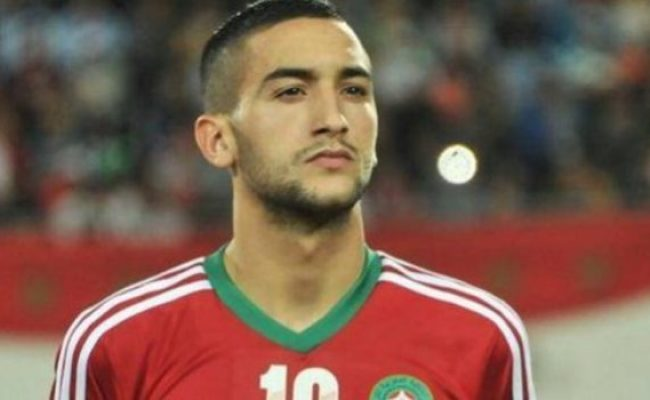 Hakim Ziyech Likely To Rejoin Morocco Football Team
