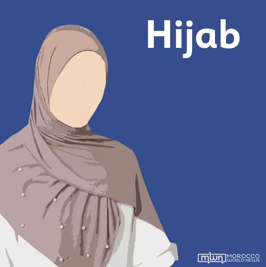 This is a cloak or robe that does not include a veil. The Difference Between The Hijab The Niqab And The Burqa