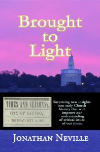 Brought to Light cover April