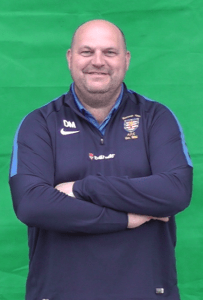 Joint Manager Dave Malone