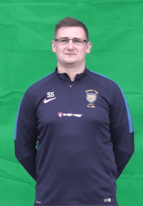 Sports Therapist Steve Shaw