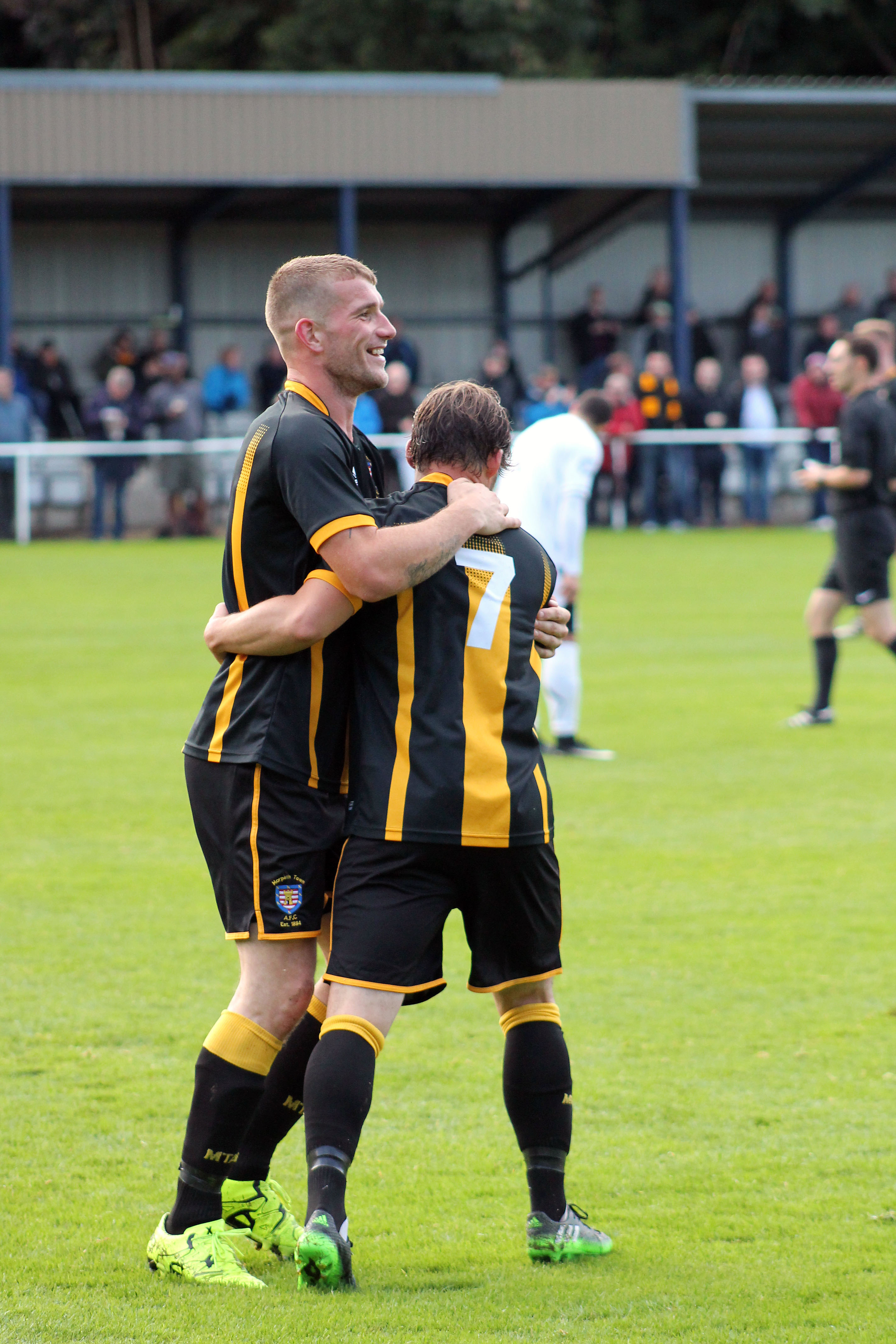 MORPETH TOWN v WEST ALLOTMENT 18