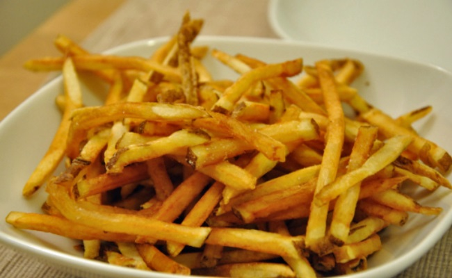 Avoid fried foods - Top 10 Home Remedies For Obesity And Weight Loss