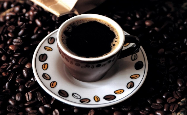 Black Coffee - 10 Super Foods That Burn Fat And Help In Losing Weight
