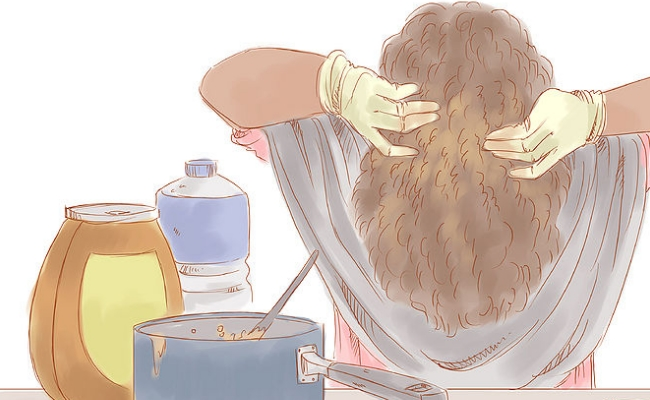 Stopping Split Ends With Honey