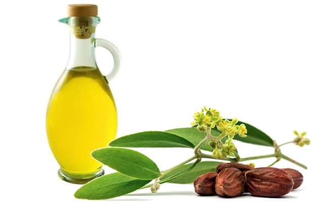 Jojoba oil treatment