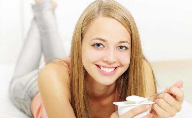 Low Fat, Unsweetened Yogurt