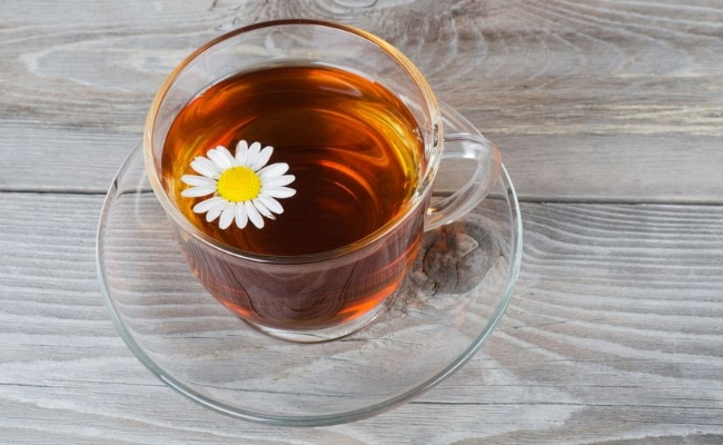 Chamomile tea - 10 Smart Ways In Dealing With Lactose Intolerance