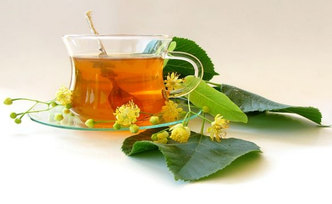 Drink Basil tea