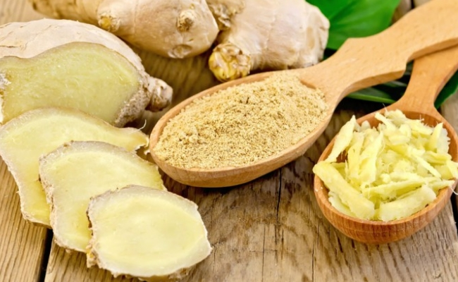 Ginger Home Remedy For Gout