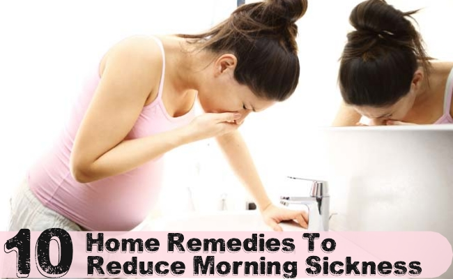 Reduce Morning Sickness Instantly
