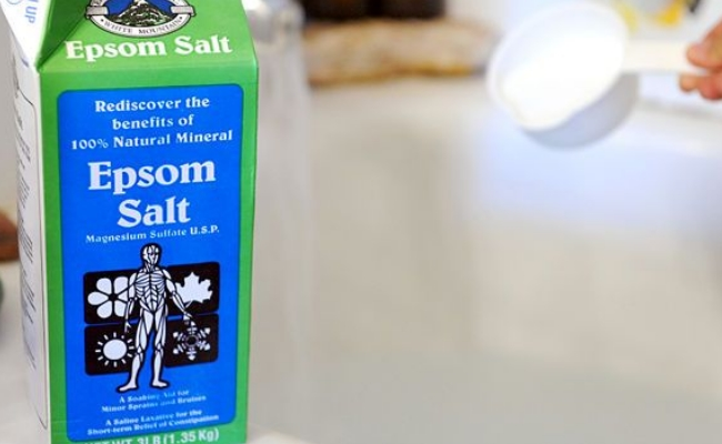 Use Of Epsom Salts To Reduce Anxiety