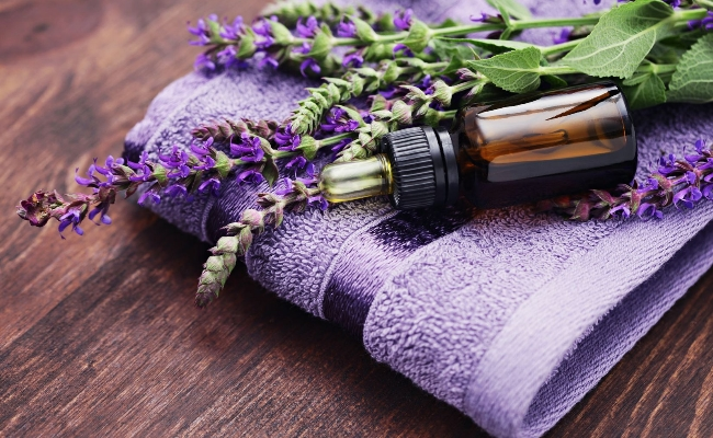 Use Of Lavender Oil To Treat Anxiety