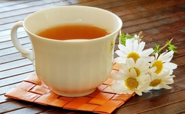 Chamomile Honey Tea